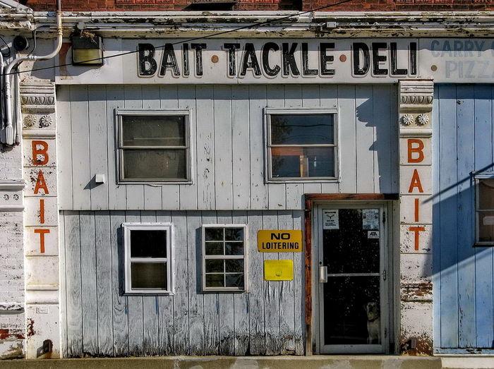 Bait Tackle