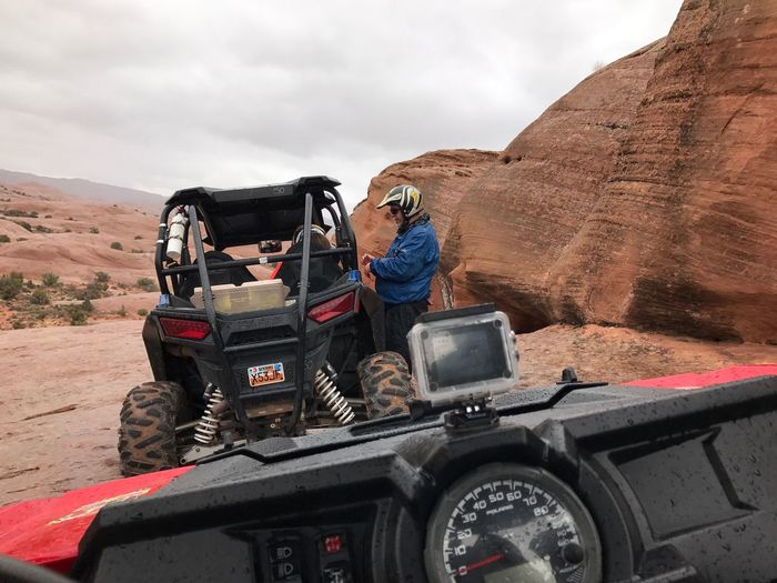 Moab ATV Ride