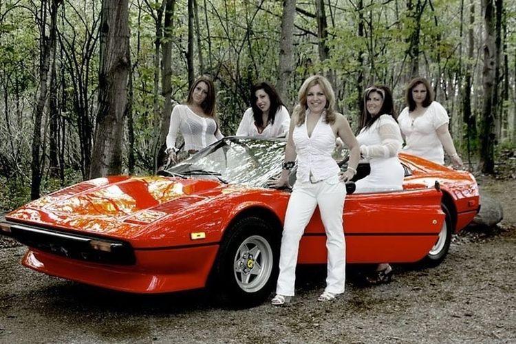 Ferrari Ferrari World Beautiful Girls  Photoshoot Ferrari Ferrari Girls Ferrari Shoot Red Car Girls Ferrari Feeling