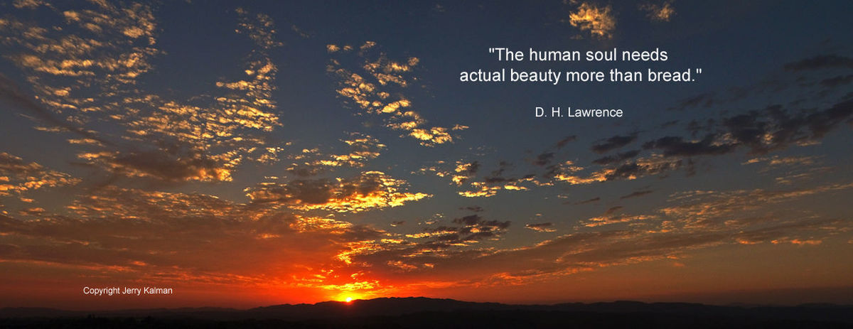 Happy Thanksgiving as #DHLawrence provides this #quote on #ThanksgivingDay along with a recent #Fallbrook #sunset. If this #quotograph speaks to you, please #repost it. DH Lawrenc Quotes Beauty In Nature Fallbeauty Quotograph Sunset Sunsey