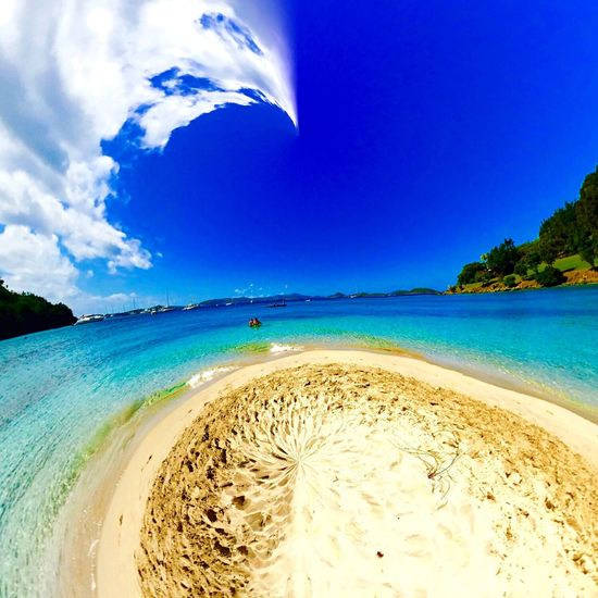 Paradise VirginIslands Beach Beachphotography Beach Photography Beachlife Beach Life Goodvibes Happiness Sunshine Sun Blue Bluesky Water Tropical Climate Nikonphotography Panorama Nikon IPhoneography IPhone Happy Chilling Relaxing Sand Summer