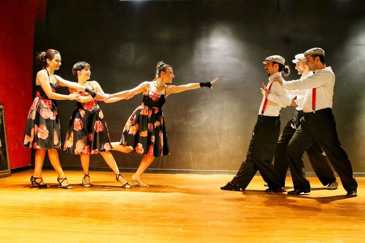 Milongueros Milonga Tango Time Tango Dancers Tango Life Argentine Tango Argentina Tango Tango Poster Tango Young Women Performance Performing Arts Event Stage Costume Arts Culture And Entertainment Dancer Females Skill  Theatrical Performance Ballet Ballet Dancer Dance Floor Dance Studio Stage Theater Dancing