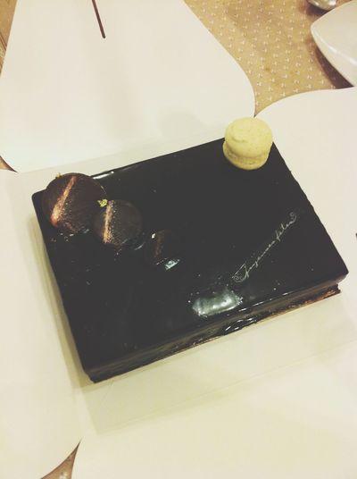Cake Chocolate Desert