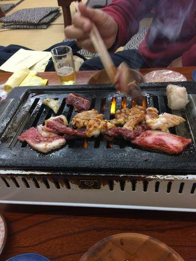 Dinner Korean Food Korean BBQ Yummy Foodporn