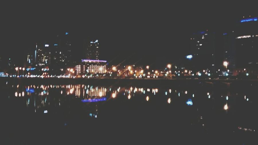 Puerto Madero Aregentina Friends Night