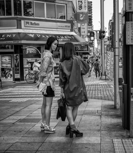 Crossed Japan Japanese  Streetphoto_bw Streetfashion Blackandwhite Monochrome Fashion People City Panasonicgf7