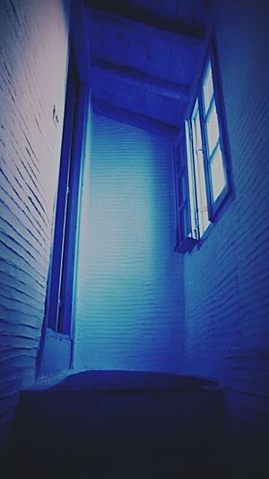 Tinos Greece White Blue Light Light And Shadow