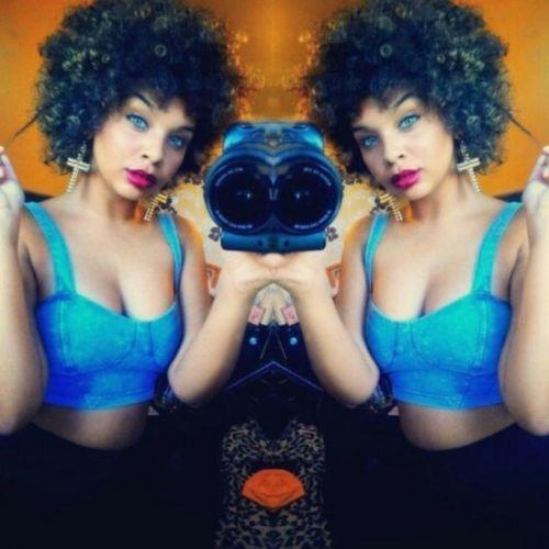 My Afro Back ! Like FMOIG jesusschildd