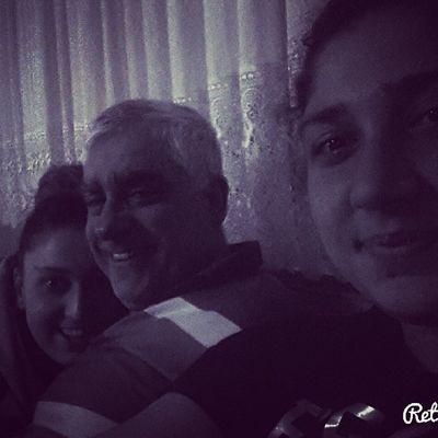 Ailecek Selfie Baba Ve kızları aşk ve kokusu babacım selfie isterse :))