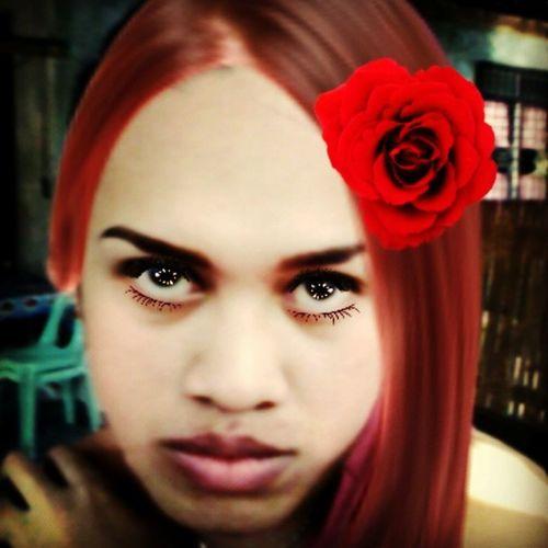 Corazón ang unang aswang sa Bacungan :-) - Redroses Redhair Red InstaBeauty Instagram ...