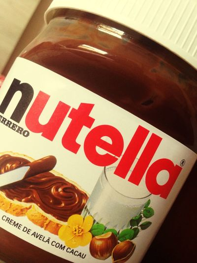 Delicious First Eyeem Photo Photography Vida Love Love_Life❤️😋 Nutella Very Good Chocolateate