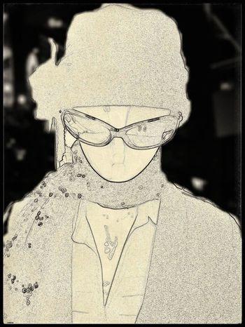 Glasses? IPhone Editing Ovni Crema