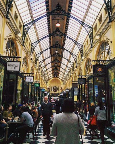 Blockarcade Melbourne Architecture Design Interior Easter Eastersunday Wanderingthestreets March2016