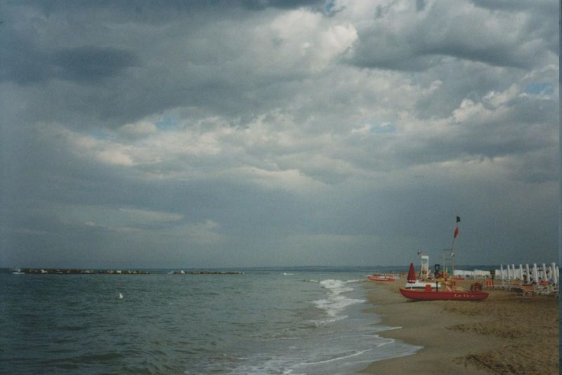 ломо Sea And Sky The Purist (no Edit, No Filter) Film Photography Lomography Smena 8m Seaside Shore Clouds And Sky Cloudy