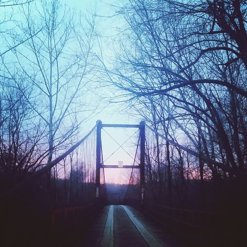 History Bridges Old Bridge Still Standing Sunsets Driving Home Wilderness Beautiful Nature Ommm :)