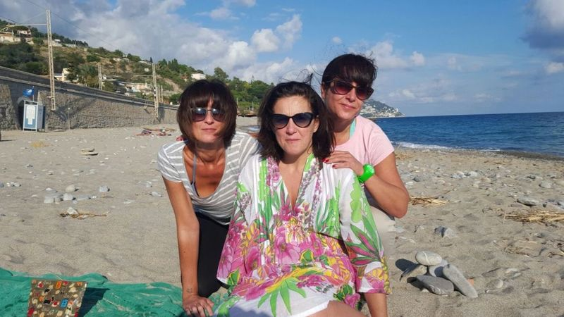 Friends Sea Sun Bordighera