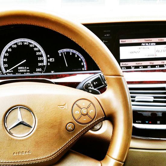 Mercedes-Benz S350 W221 Mengerler Samsun
