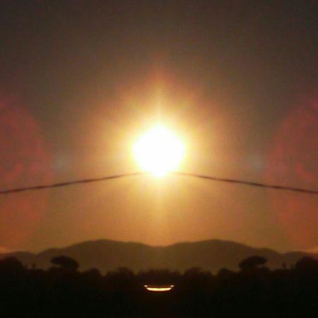 Sunrise .. Good Morning world 🌍🌏🌎🌹🍃🌹🍃🌹🍃 Astronomy Sun Silhouette Sunlight Sky Close-up Romantic Sky Dramatic Sky Solar Eclipse