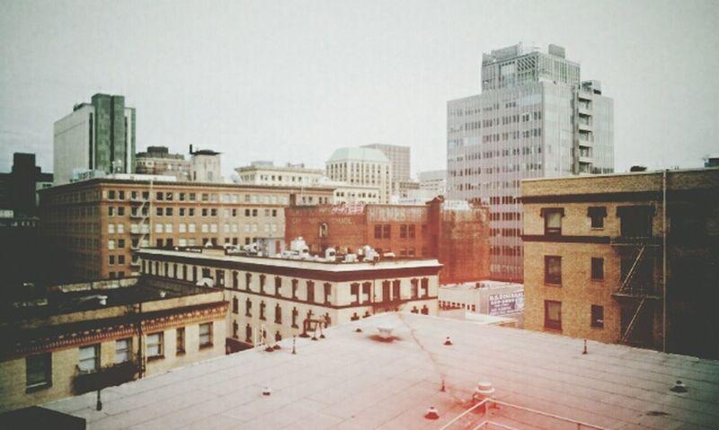 The Explorer - 2014 EyeEm Awards Portland, OR Rooftop
