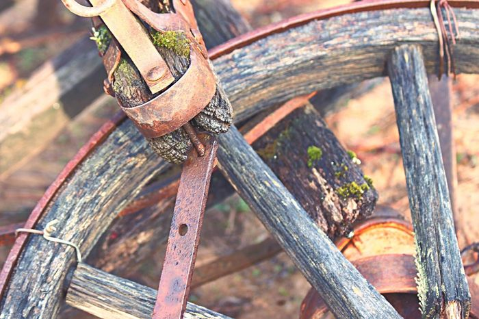 Bicycle Pedal Metal Mode Of Transport Focus On Foreground Land Vehicle Spoke No People Rusty Outdoors Tire Old-fashioned Close-up Day Wagon Wheel Old-fashioned