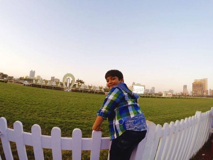 The Following Letschasehorses Racecourse Afterrace Runfree Every first Sunday of February is a derby race in Mumbai racecourse. This wide angle go pro shot was after all races.When kid wanted us to follow on race track.