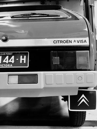 Spotted thus 1980s Citroën Citroen Citroen Visa Vintage Cars