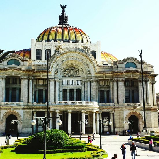 Mexico City Mexican Culture Quality Time Popular Photos Perfect Architecture Historical Monuments