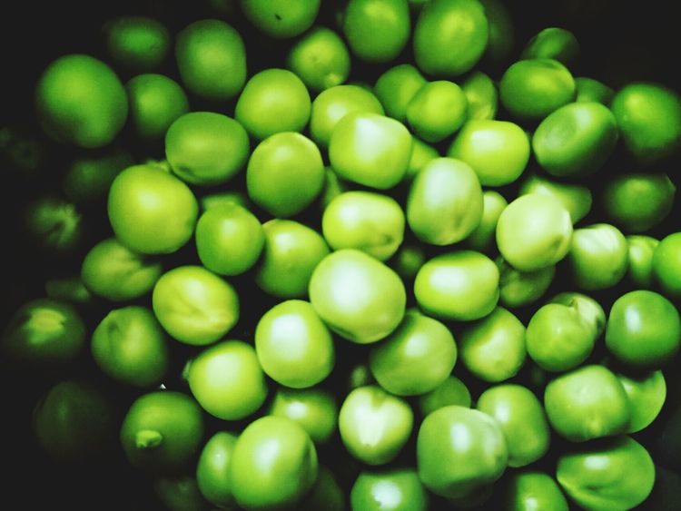 Stay Healthy..Black Background Nature Freshness Close-up No People Full Frame Large Group Of Objects Backgrounds Green Color Day Vegetables Green Pea Food Vegetarian EyeEmNewHere Art Is Everywhere Live For The Story BYOPaper!