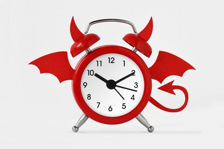 Evil alarm