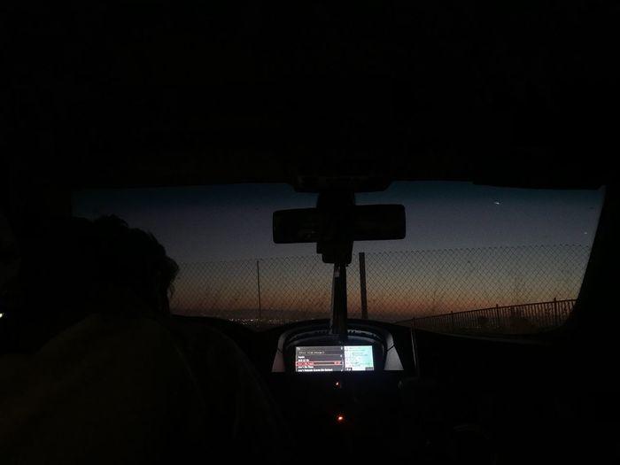 summer nights Silhouette Cross Transportation Sky Religion Mode Of Transportation Dark Nature Night Outdoors
