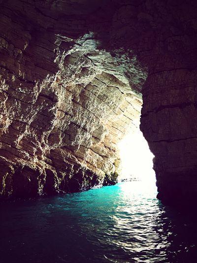 Grotta Dei Sogni Vieste Puglia