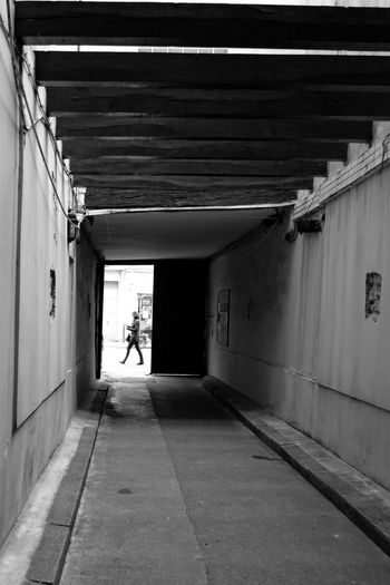 passages Black And White Blackandwhite Streetphoto_bw Bw_collection