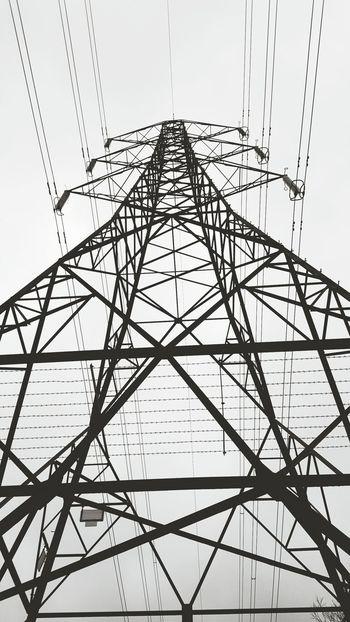 Electricity  Danger Creativity Symmetry Getting Inspired Underthepylon Pylonporn Pylonography Taking Photos Pylons Messing Around