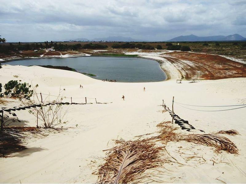 Day Beauty In Nature Sky Nature Water Desert Sand Dune Beach Outdoors Sumer Dunas