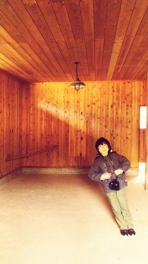 なんか変な部屋だな~ ミステリースクウェア 不思議 斜め Slanting World Strange World Japan Photos Illusion 鳥取県 緑水園