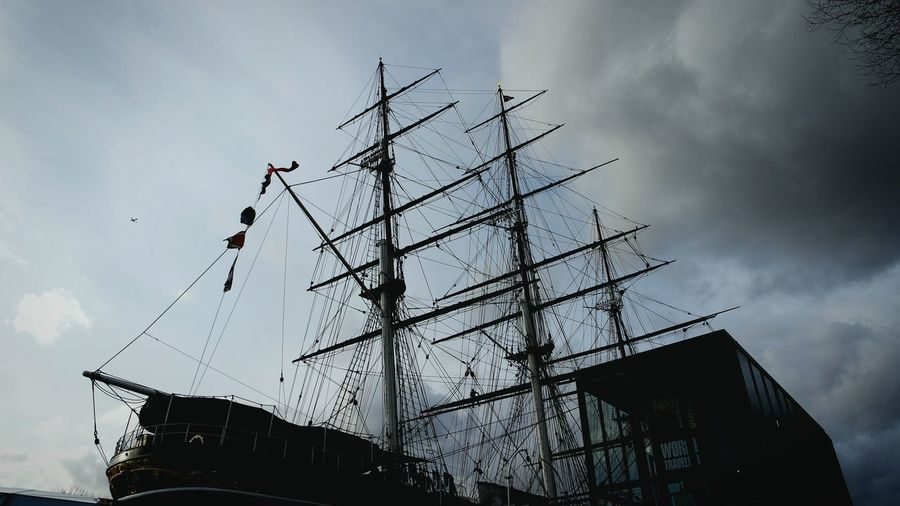Greenwich Naval College 21st Birthday! London Cloud - Sky EyeEm Best Shots Boat Trip Cuttysark
