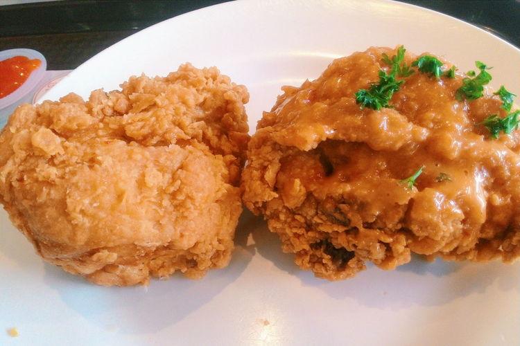 Đời bạc lắm...kệ... ăn trước đã 🐣🐣 Beautiful Food Lotteria Cheesse Chicken Chick Chickens