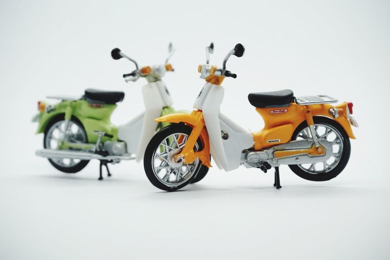 20,2018; The little 49cc-engined Honda Super Cub is the most-produced motorcycle in the debuted in 1958. Illustrative Editorial White Background Isolated Aoshima Photography Hobbies Die Cast Diecastphotography Diecast Kids Toys Super Cub Honda Motorcycle Honda Land Vehicle Motorcycle White Background Studio Shot Toy Motor Vehicle Wheel Transportation Motorcycle Pedal Riding Mode Of Transportation Indoors  Sport Wheel People