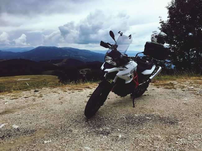 Landscape No People Mountain Day Outdoors Nature Bmw Motorcycle BMW Motorrad F700gs Adventure Make Life A Ride