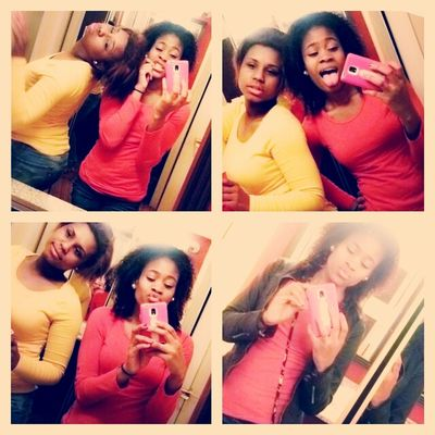 me and my best friend Sade #TurnUp #Kickback #HellOfAGoodNight