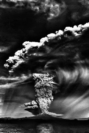Volcán Nature Volcano First Eyeem Photo Volcanoes