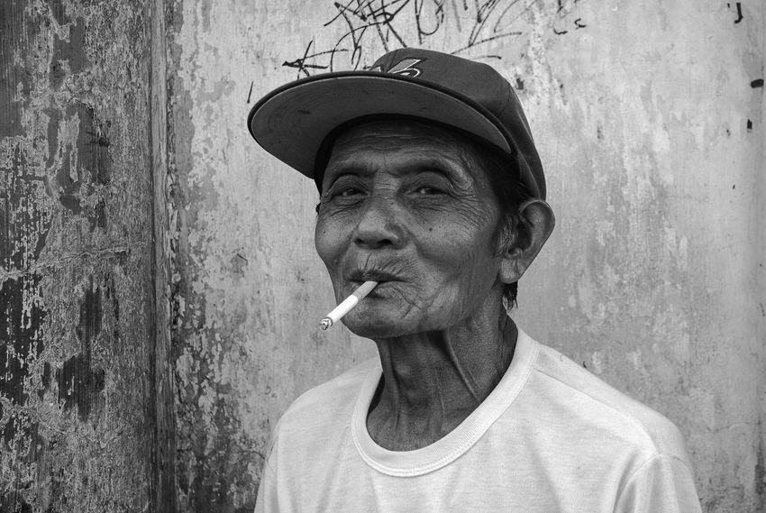 The Cigarette Vendor Bacolod Close-up Eyeem Philippines Headshot Portrait The Portraitist - 2016 EyeEm Awards