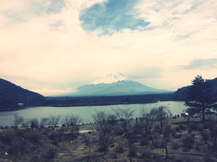 富士山 富士山 山梨 Taking Photo Landscape Nature 景色