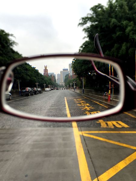 Glasses On The Road Today's Weather Showers From My Point Of View EyeEm Gallery EyeEm
