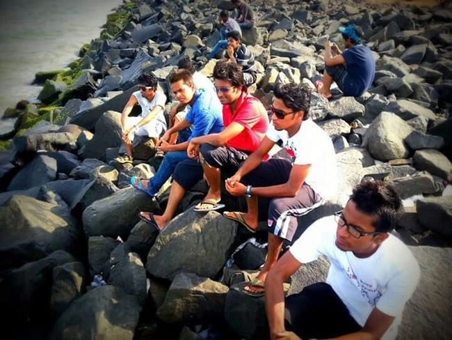 Pondicherry RockBeach Friends Lifeisabeach Trip Photo Past Memories EyeEm Gallery