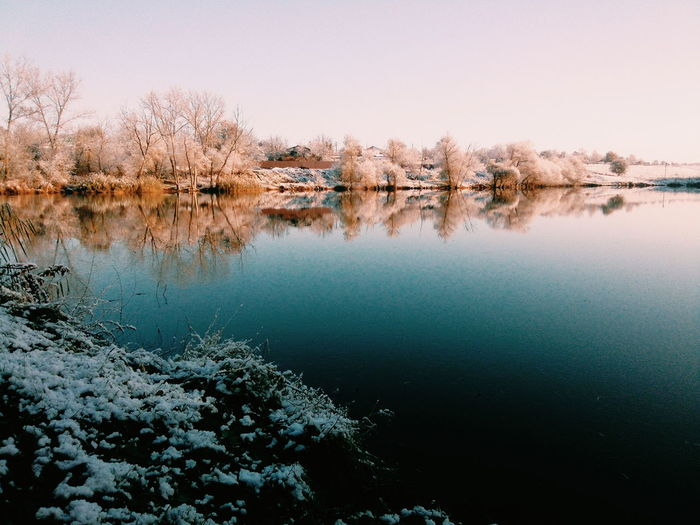 Water Nature Sky No People Scenics Day Tree Landscape View Autumn Reflection Beauty In Nature Water Reflection Lake Tree Nature Sky No People Beauty In Nature Tranquility Scenics Outdoors Day First Eyeem Photo Nature Winter