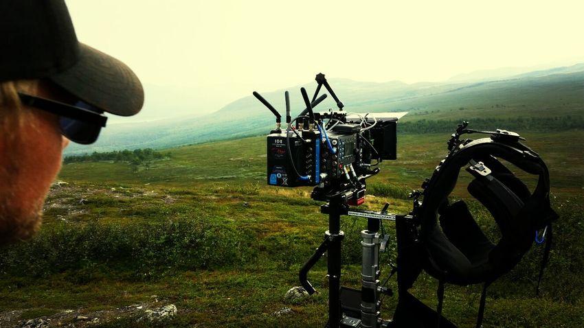 Steadycam Focuspuller Arri Studio Snow Mountain focus pulling a feature! !