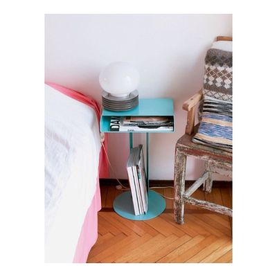 Turquoise Sidetable Newtendency Customcolor
