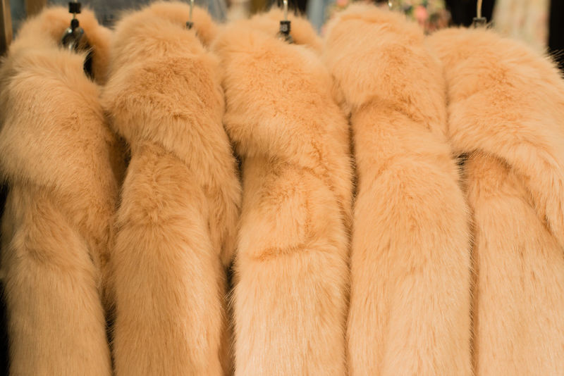 Fur jacket for sale in Winter Sale Boutique Business Department Store Fashion Fleecily Textiles Winter Woman Women's Outfitters Clothes Clothing Fashionably Fur Fur Jacket Jacket Luxury Mink Retail Trade Sales Shop Softy Warmly Winter Sale Women's Fashion