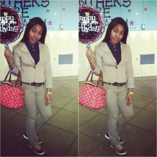 Yall Hoes Could Never Match My Style , Its My Birthday